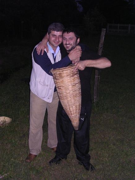 Gideli, Guria 2006